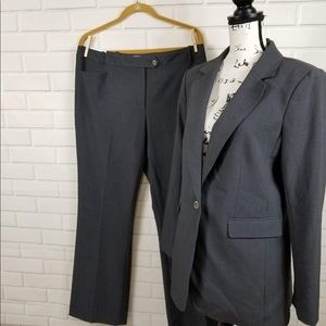 Calvin Klein Business Suits Set Pants & Blazer 12